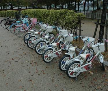 自転車交通安全教室ボラボラの ...