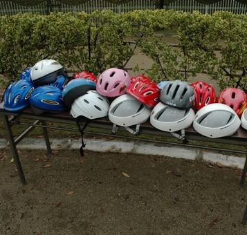 自転車の 自転車 安全講習 14 : 自転車交通安全教室ボラボラの ...